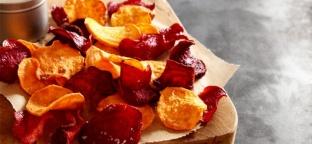 Chips: snack sfiziosi e incredibilmente salutari!