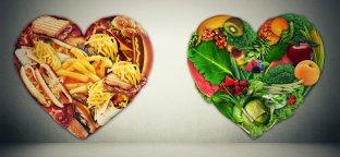 Colesterolo alto: curarsi con l'alimentazione