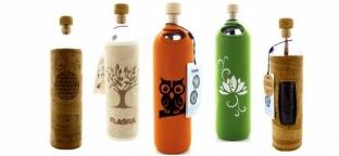 """Flaska: le bottiglie """"amiche"""" dell'ambiente"""
