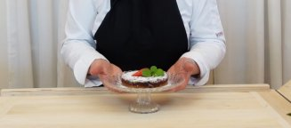 Torta di Pane Dolce - Vegan Bread Cake - Videoricetta