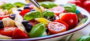 Dieta Mediterranea: il benessere in tavola