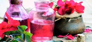 Gli effetti benefici dell'Olio Essenziale di Geranio