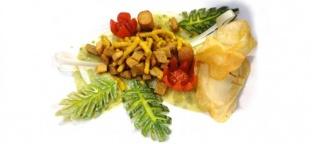 Passatelli di Lupino con Alga Marina Hijiki Gluten Free
