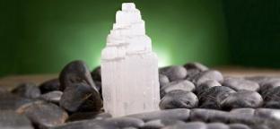 Selenite: la pietra della serenità
