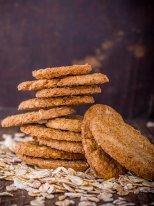 Biscotti di Avena e Crusca