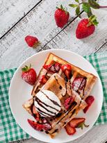 Gaufre-Waffle-Cialde