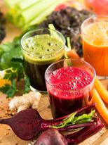Succhi di Verdure e Bacche