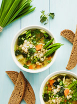 Zuppe al Farro